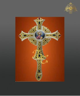 123-044a Σταυροί Ευλογίας