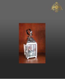 650-20617 Φανάρια ελαίου βιτρό