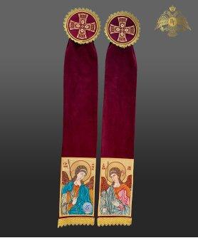 205-0010-001Παμμέγιστοι Αρχάγγελοι Μιχαήλ & Γαβριήλ
