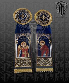 205-0195 Ο Ευαγγελισμός της Θεοτόκου