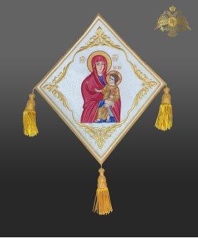 105-0211-001 Παναγία Βρεφοκρατούσα