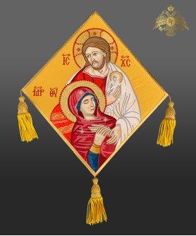 105-0281 Κοίμηση της Θεοτόκου