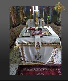 Ιερός Ναός Αγίου Παντελεήμονος Ενορίας Κεραμέ