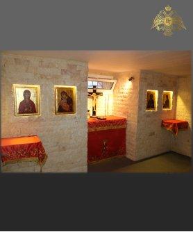 IN-166M Ιερό Παρεκκλήσιο Αγίας Μαρίνας