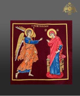 500-0017-001 Ευαγγελισμός της Θεοτόκου