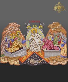 500-265  Ανάσταση του Χριστού
